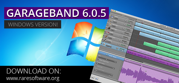 Garage band for windows