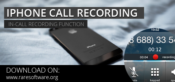 iphone call recording program