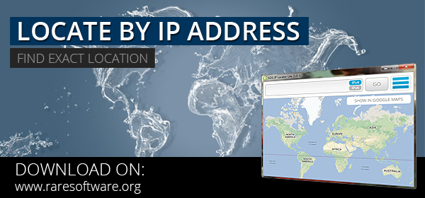 locate by ip address