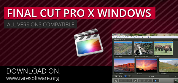 final cut pro x windows downloader