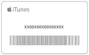 iTunes Gift Card Free