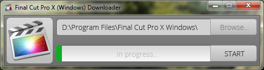 final cut pro x for windows