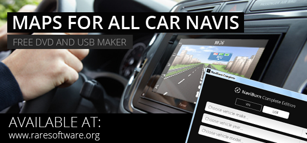 All Cars Navigation Maps